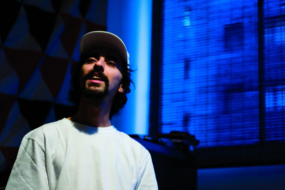 Tudo azul para um dos maiores DJs do país