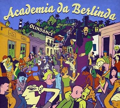 Academia da berlinda CD 2