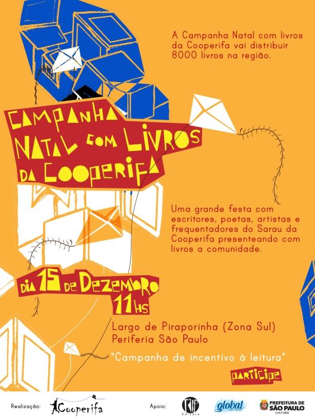 CAMPANHA NATAL COM LIVROS DA COOPERIFA 2-01