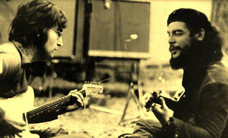 John Lennon & Ernesto Che Guevara