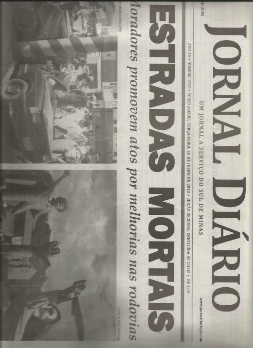 Jornal Diário_capa
