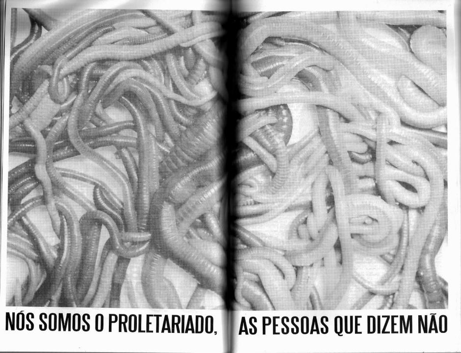 """Cartaz Neoísta presente no livro """"Manifestos Neoístas & Greve da Arte"""""""