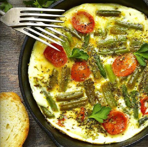 Pizza de omelete verde  Foto do livro Receitas Fora da Caixa.jpeg